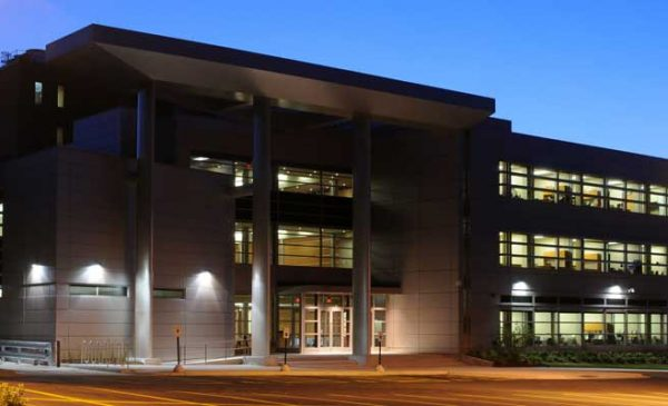 Crawford Library of the Health Sciences - Rockford building.