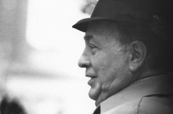Mayor Richard J. Daley.