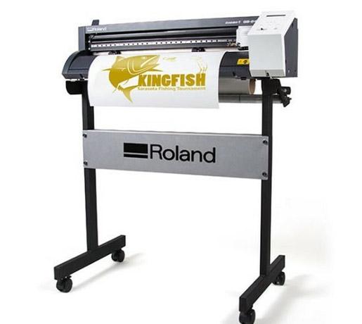 Roland GS-24 Vinyl Cutter
